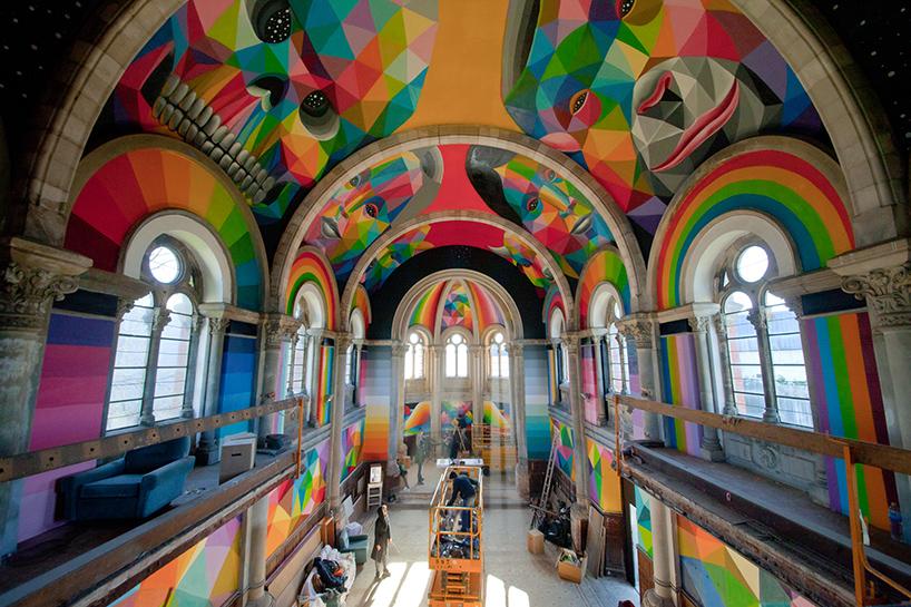 okuda-san-miguel-paints-colorful-mural-within-converted-churchs-indoor-skate-park-designboom-11
